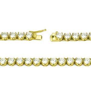 6mm Buttercup Tennis Chain